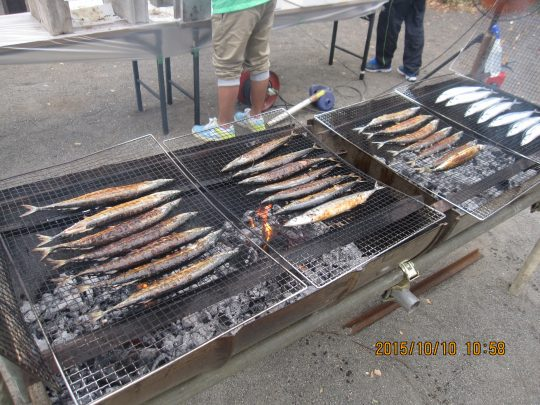 橋本さんま祭り