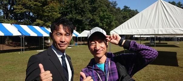 FM横浜 街角リポーター 藤田優一くん来たる!