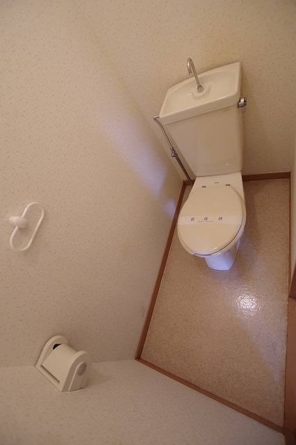うそでしょ!?なトイレ