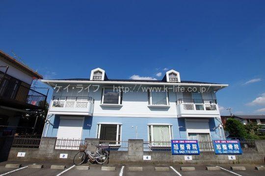 ともえハイツA 相模原市緑区橋本4 橋本駅 2DK