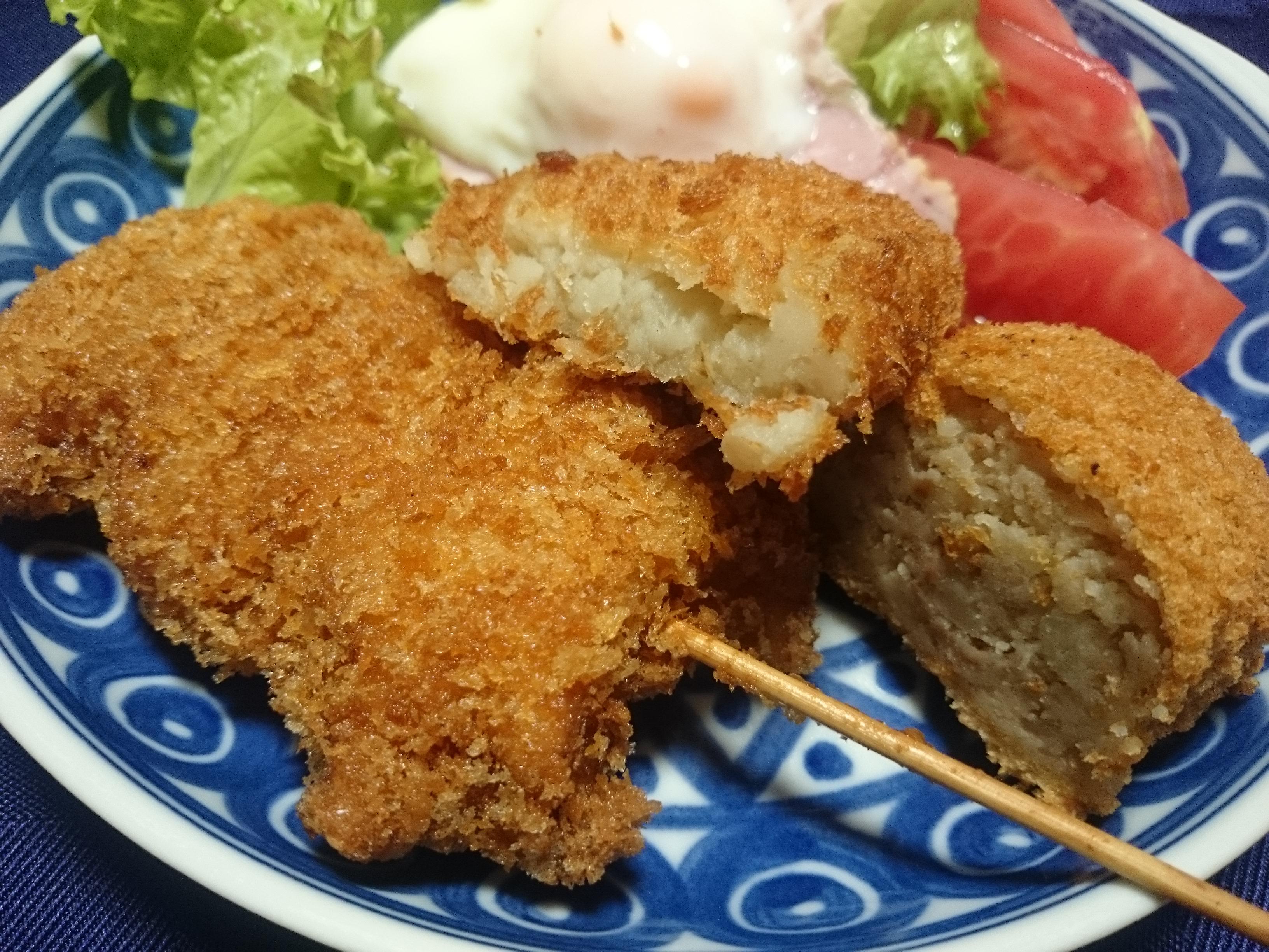 ミートショップ寿々木さんのお惣菜