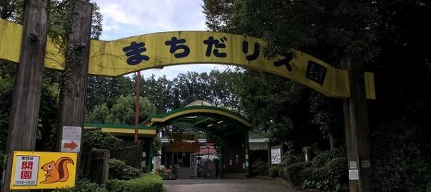 そうだ!町田リス園に行こう!