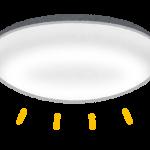 お部屋の照明器具