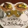 誕生日のお祝い ビストロ マサ キワミさん