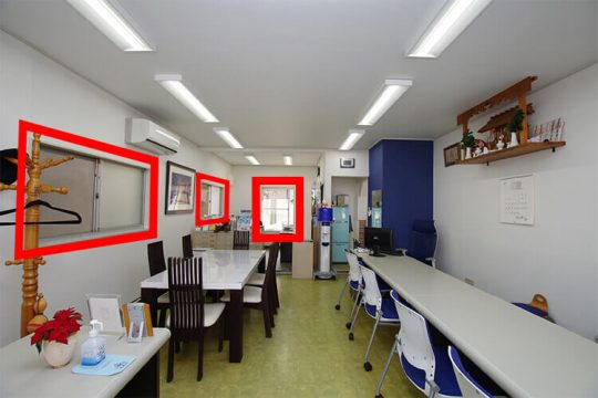 換気|橋本駅の賃貸執事|新型コロナウイルス感染予防対策
